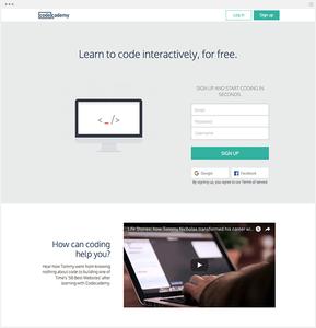 code academy сайт для бесплатного обучения