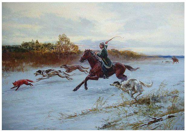 «Охота», Денис Никонов