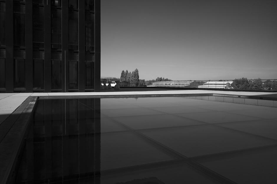 Photographie noir et blanc - Harald Wittig