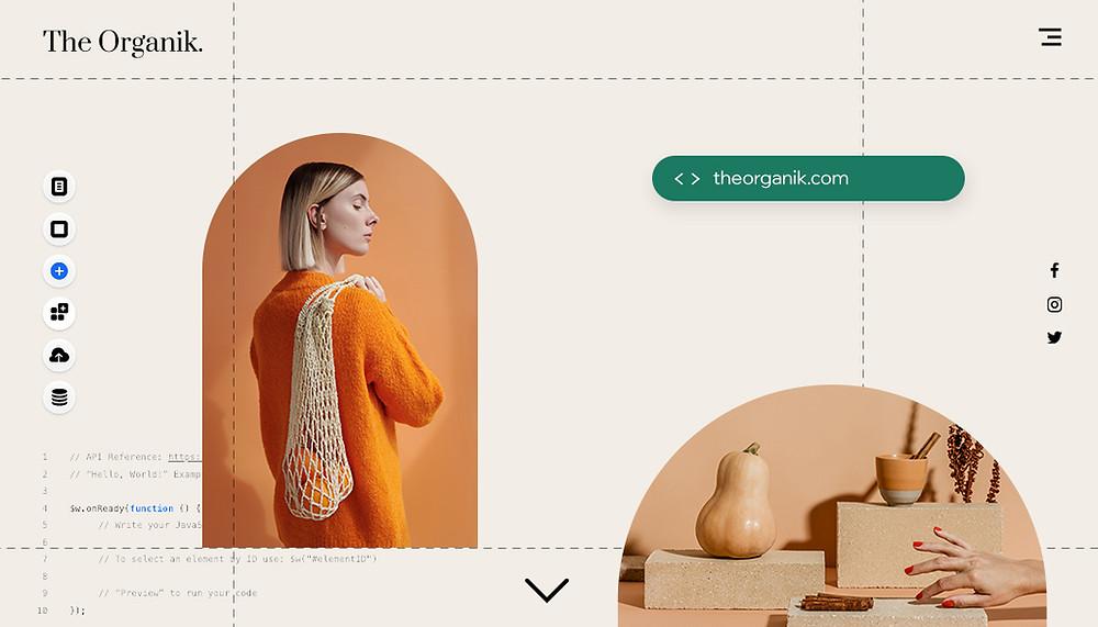 """Capa do artigo """"Guia Completo: Como Criar um Site"""""""