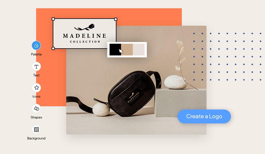 블로그를 대표하는 로고를 제작 후 페이지에 삽입하여 콘텐츠 브랜드화를 한 이미지