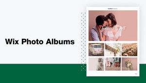 Wix 포토앨범: 고객과 사진을 공유하는 최고의 방법