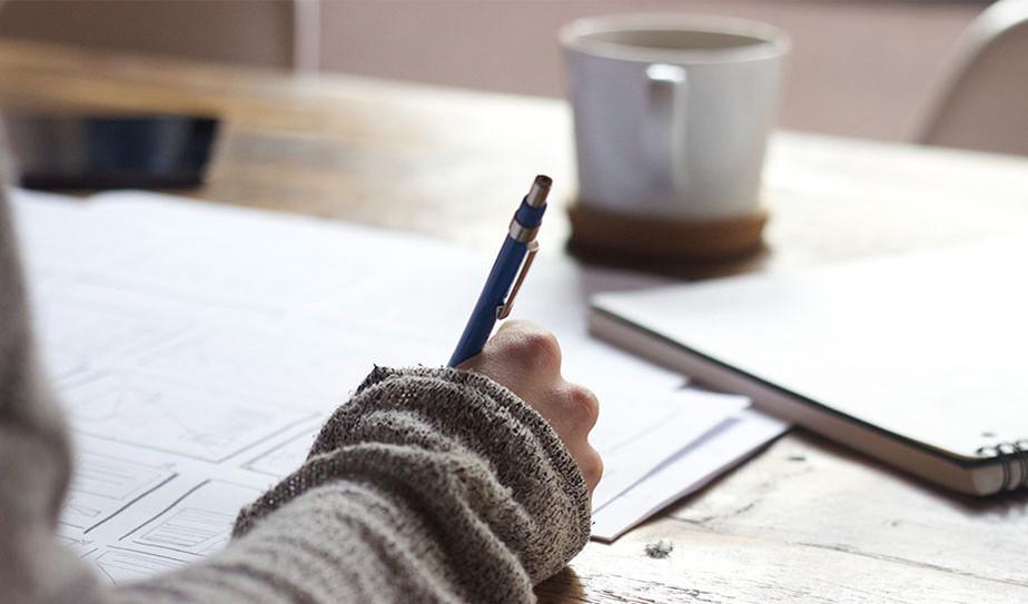 Escrevendo plano de negócios