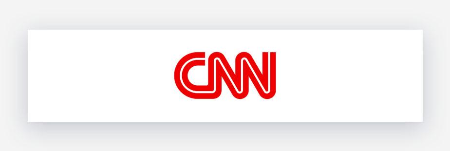 logo rosso CNN