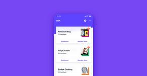 Aplikacja Mobilna Wix - zarządzaj firmą ze smartfona!