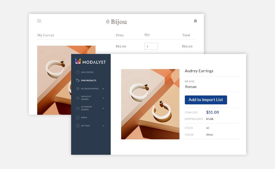 e-ticaret sitesi kurma: Wix ve Modalyst ile dropshipping