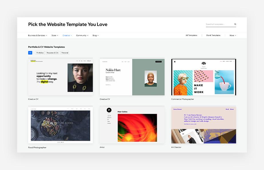 cómo crear una página web freelance