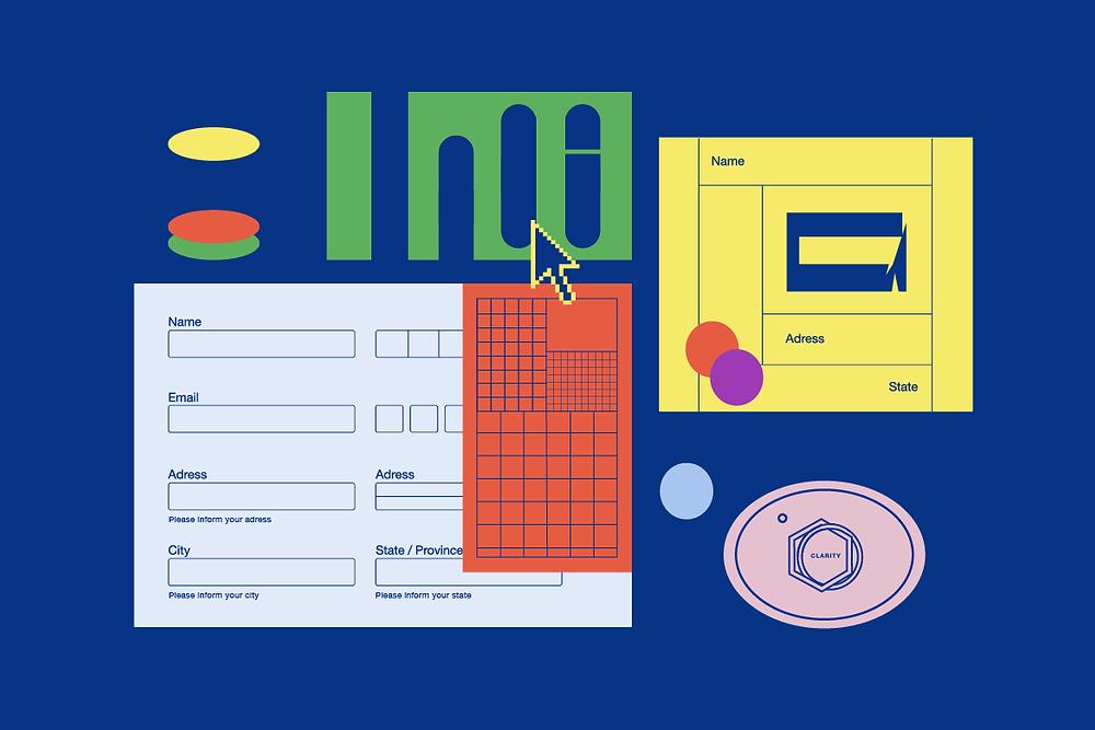 Accessible web design: form fields