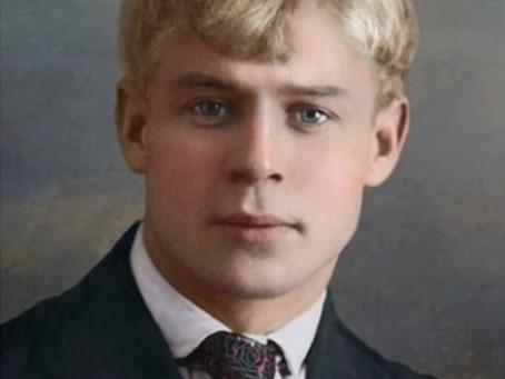 3 октября - 125 лет со дня рождения Сергея Есенина!