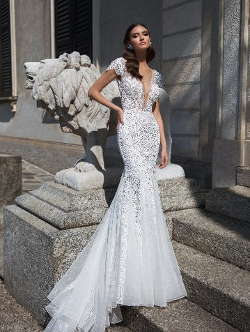 Tara - Fit&Flare Wedding Dress