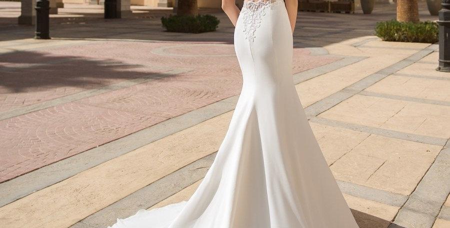 SAMPLE Sale - Julia Mermaid Wedding Dress