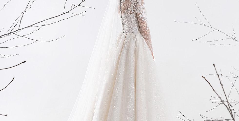 Qeenie - Ball Wedding Gown