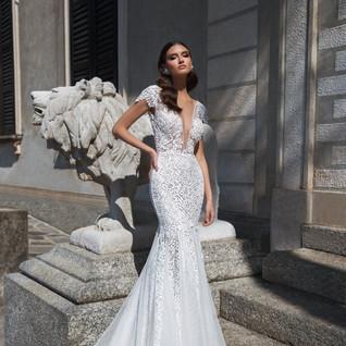 Boho wedding dress 2