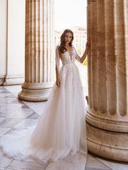 berta style wedding dress