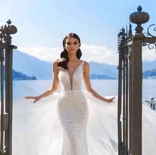 Boho wedding dress 3