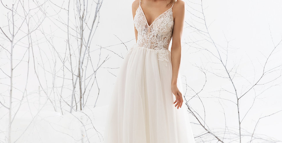 Coni - Aline Wedding Dress