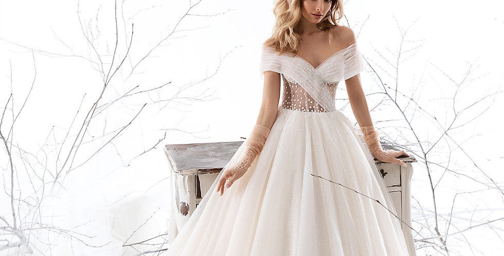 Dana - Aline Wedding Dress