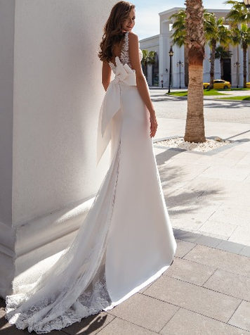 Celine - Fit&Flare Wedding Dress
