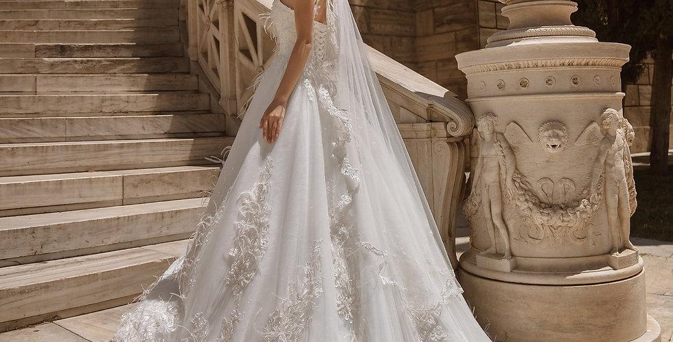 Gennifer - Aline Wedding Dress