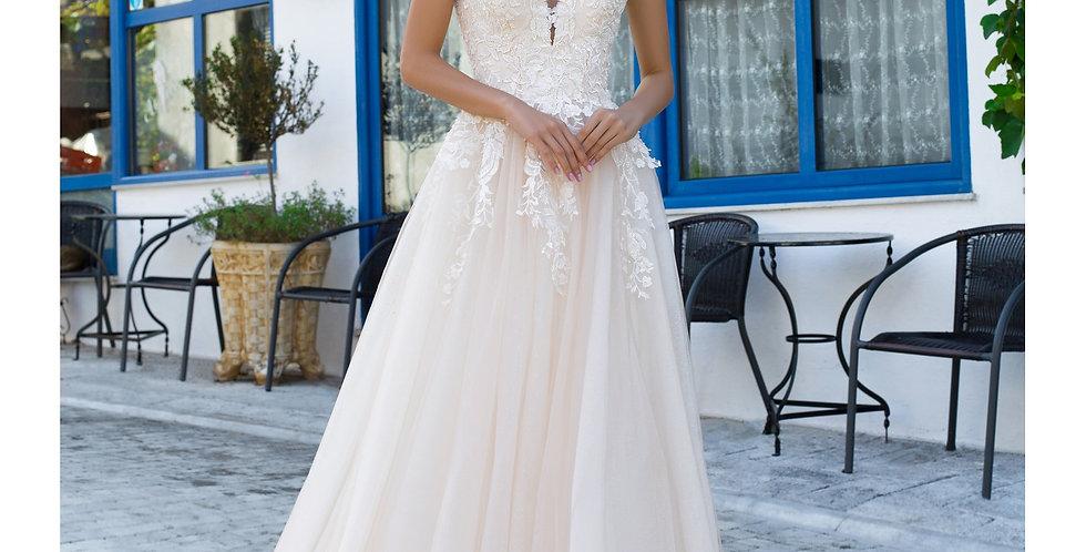 Lucie - Aline Wedding Dress