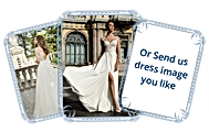 Custom Design Wedding  Dresses Image