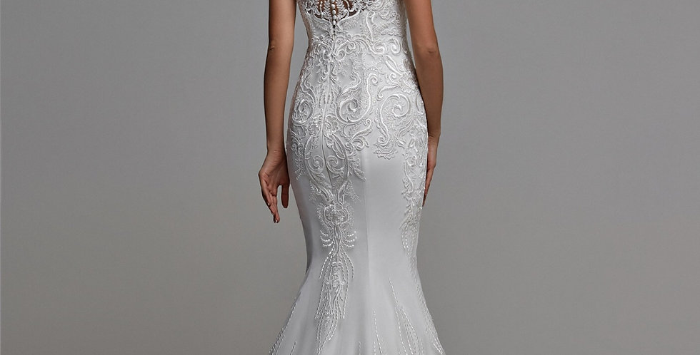 Donna - Mermaid Wedding Dress