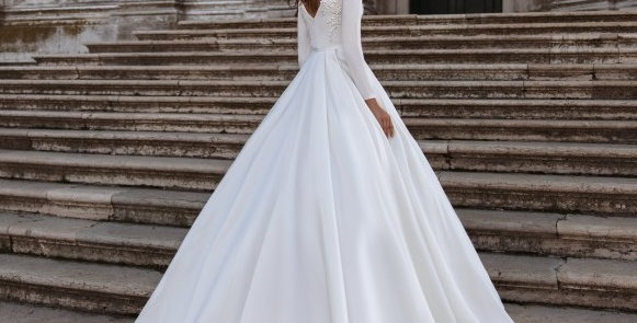 Sordamor - Ball Wedding Gown