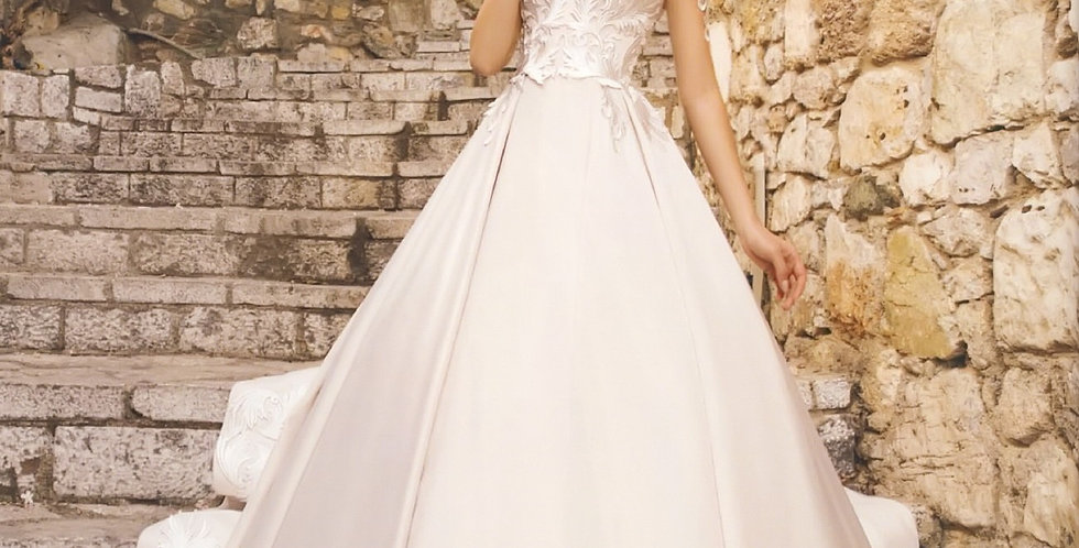 SAMPLE Sale - Mirabel Wedding Dress