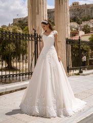 aline offshoulder dress