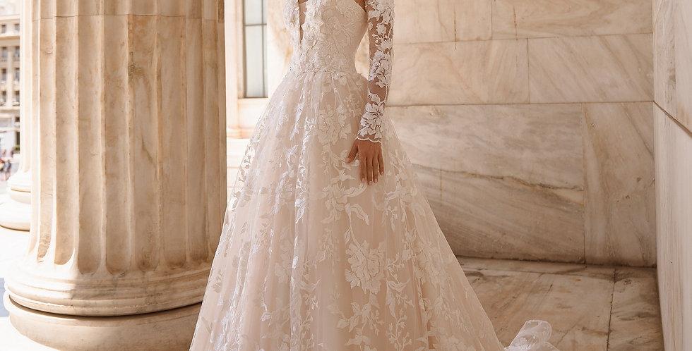 Gilian - Aline Wedding Dress