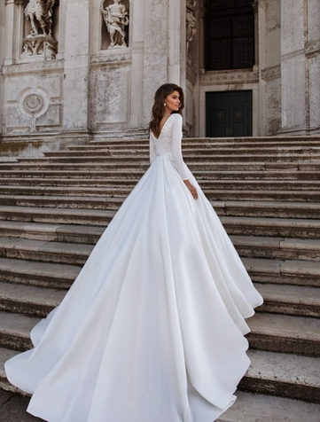 Sordamor wedding dress