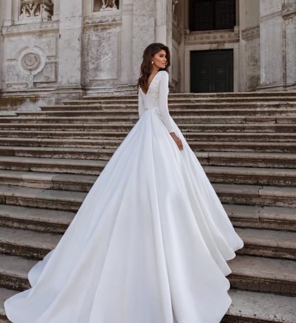Sordamor wedding dress
