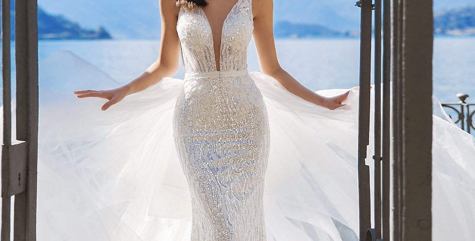 Bellina - Mermaid Wedding Dress