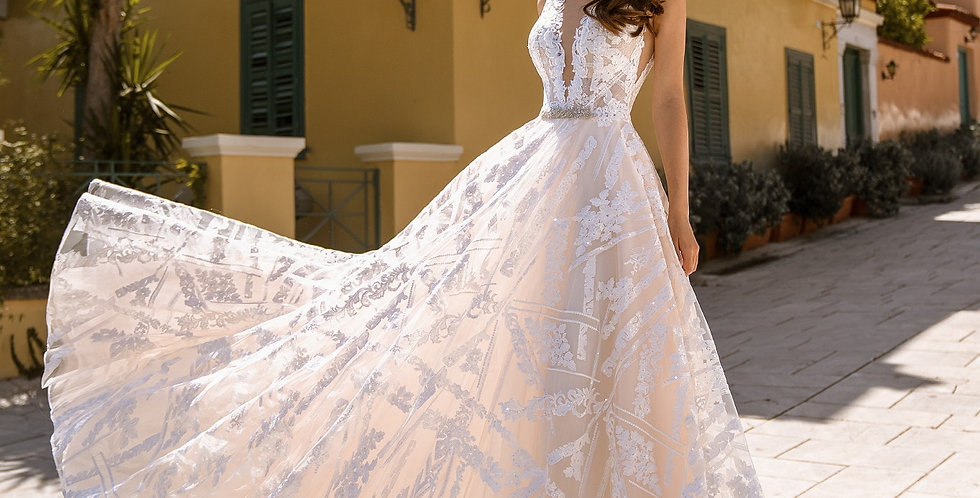 Gladis - Aline Wedding Dress