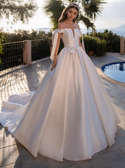 Dakota - - Ball Wedding Gown