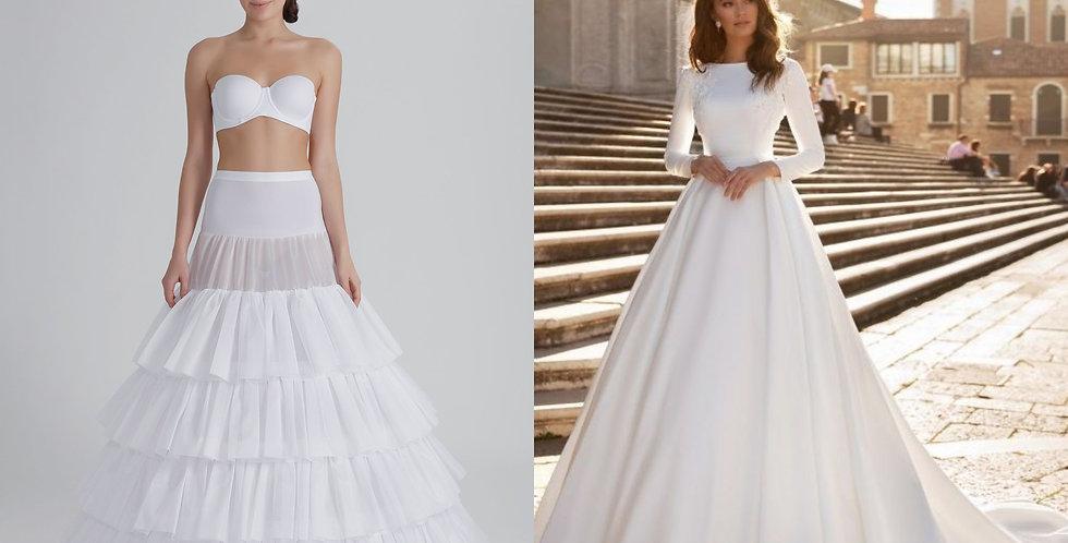 Bridal Petticoat for Aline Dress