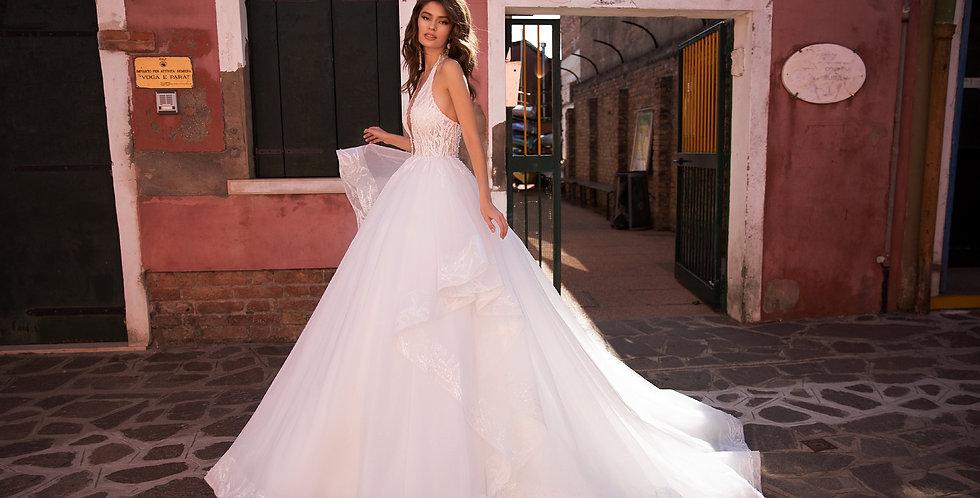 Benetta - Ball Wedding Gown