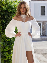 Riva - Aline Wedding Dress