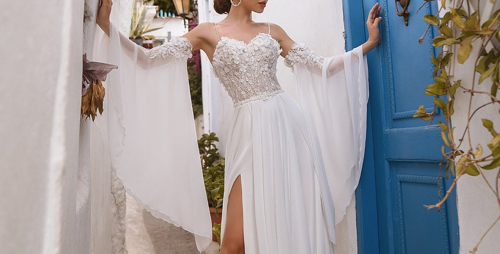 Gabriel - Aline Wedding Dress