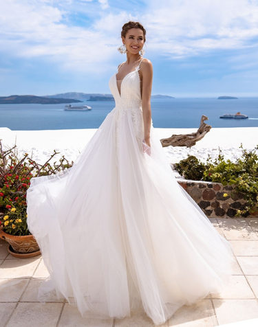 Tissa Wedding dress