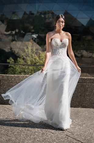 Mix&Match Combo Wedding Dress 8