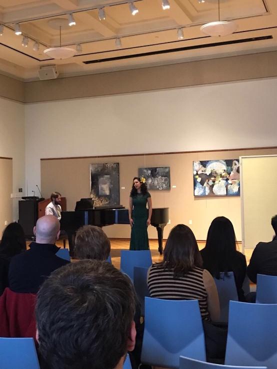 En Cuerpo & Alma, Brookline Library