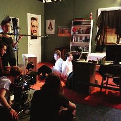 #londonfilmacademy #shooting_#tiedupandkidnapped #bts #shortfilm #cameracrew #setlife #onset #mua #h