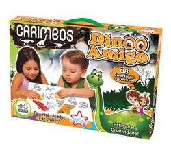 Carimbos Dino amigo