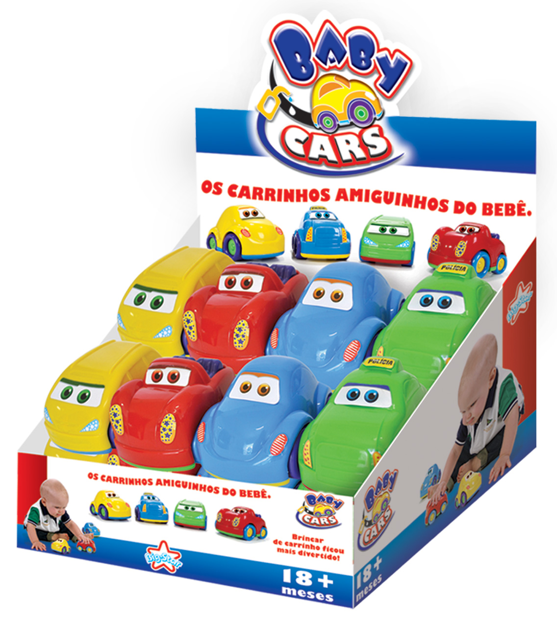 Baby Cars Display