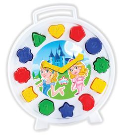 Relógio Princesas
