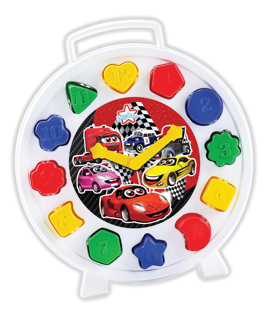 Relógio Carros
