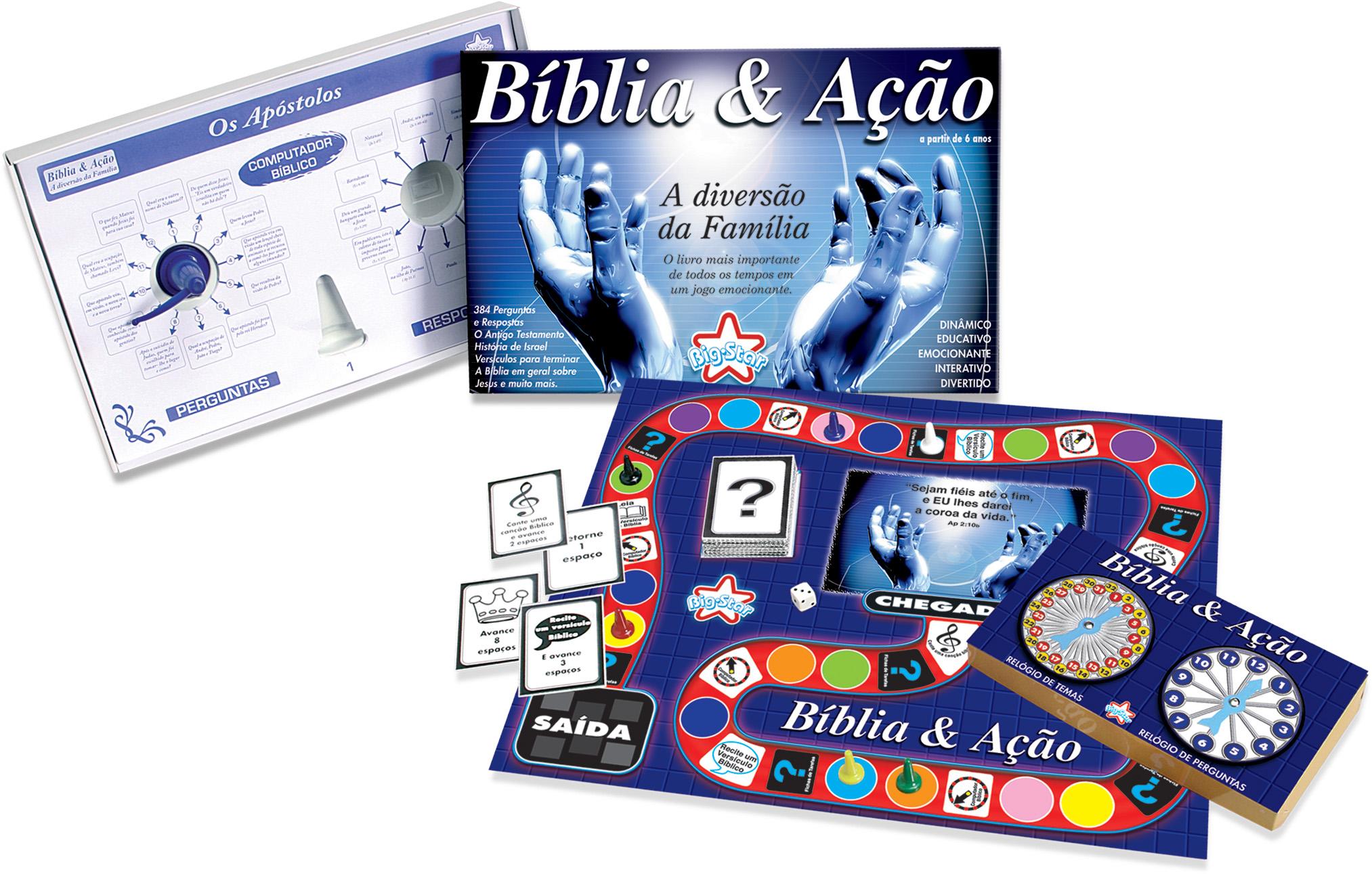 Bíblia e Ação