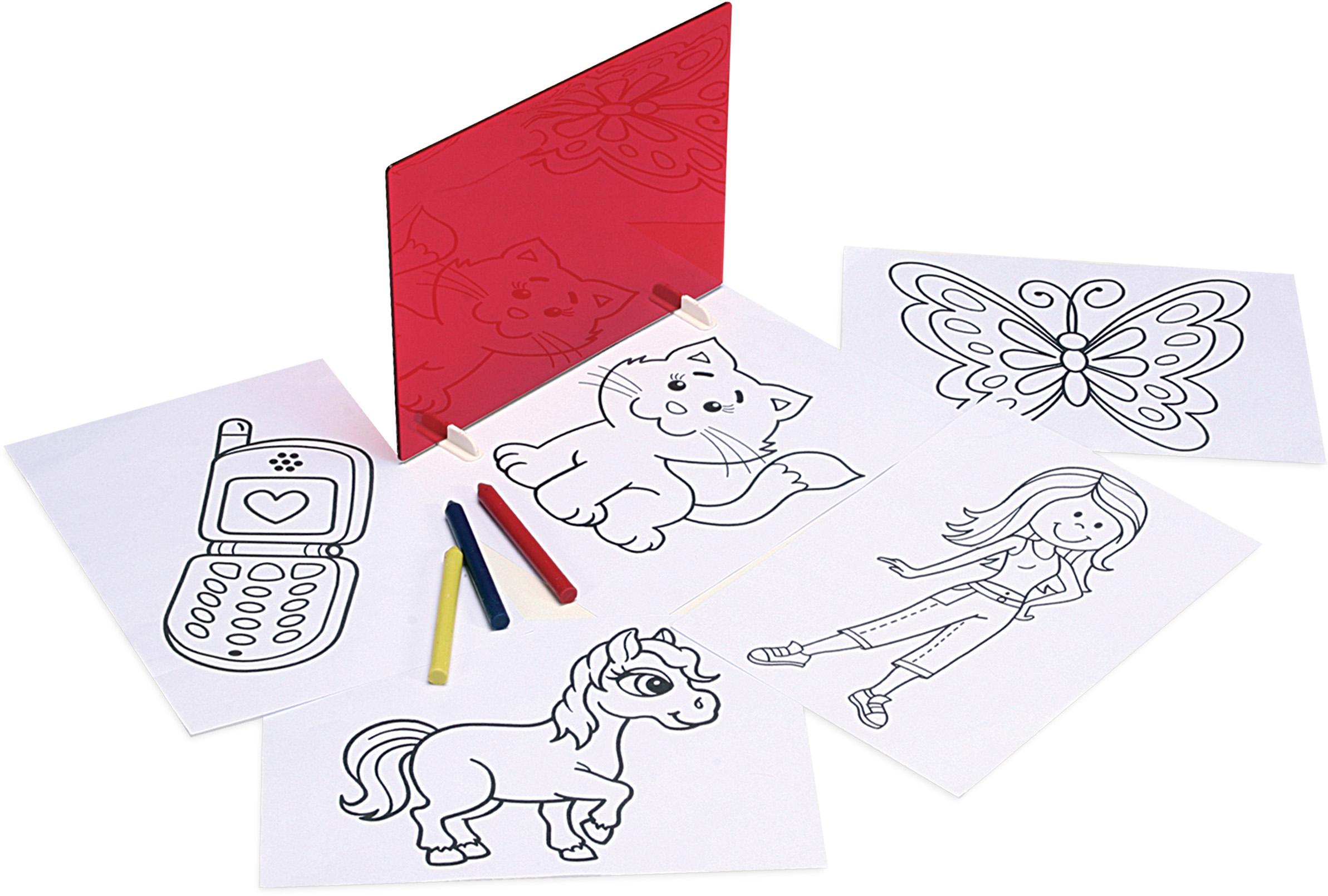 Desenho mágico for girls