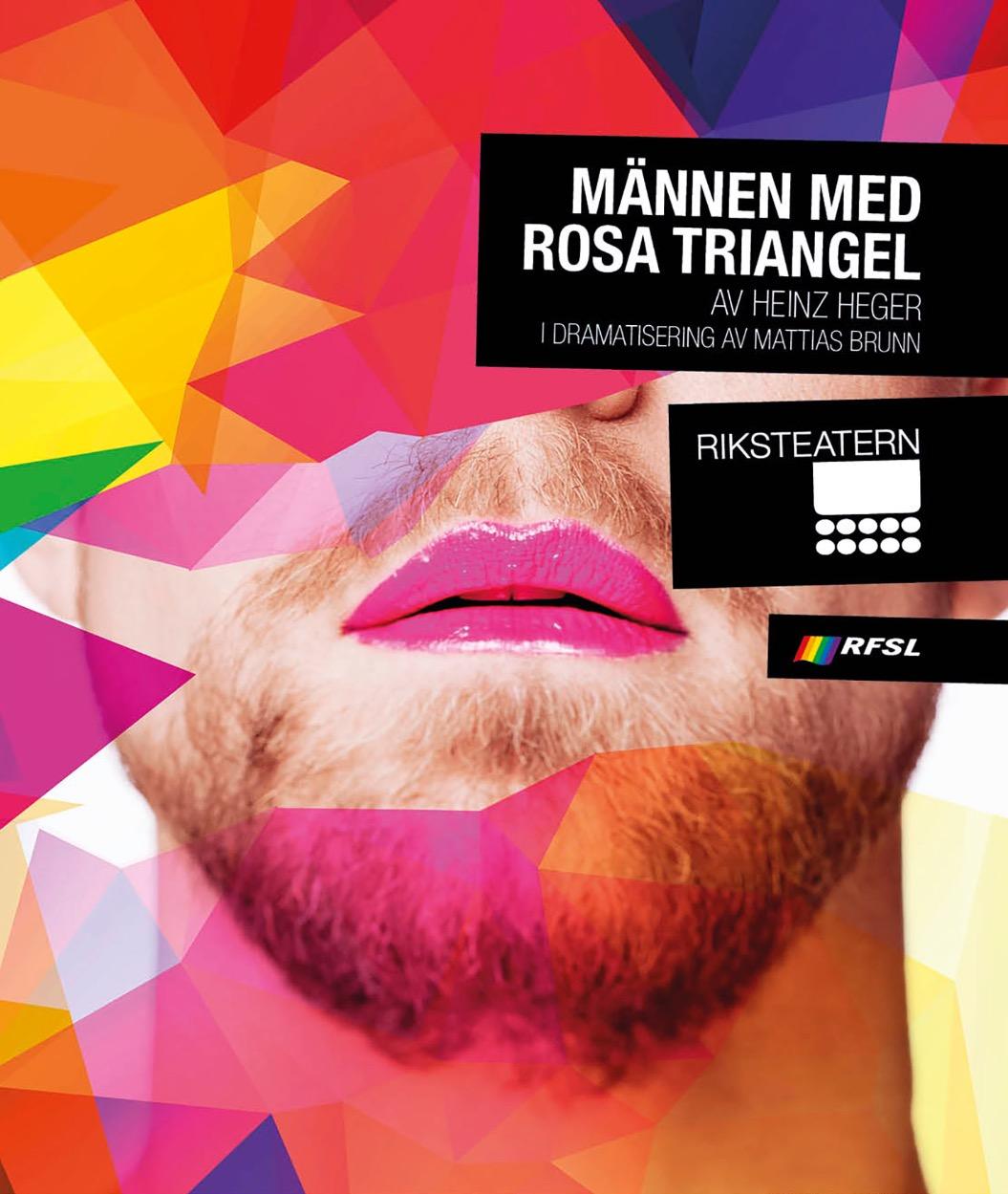 Männen med rosa triangel